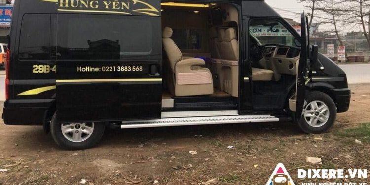 Top 8 nhà Xe Limousine Hưng Yên Hà Nội phục vụ chất lượng tốt