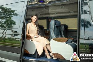 Hành trình an toàn với xe Limousine Mỹ Đình Thái Bình