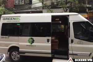 Green limousine Tam Đảo – hài lòng với mọi chuyến đi