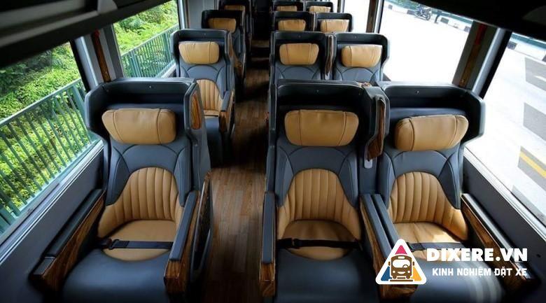 Xe Limousine Hà Nội Thái Bình