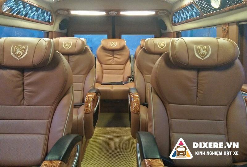 Đi Sapa bằng xe Limousine