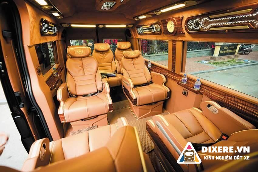 Xe Limousine Nghệ An