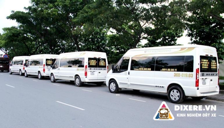 Xe Limousine Hà Nội Thanh Hóa