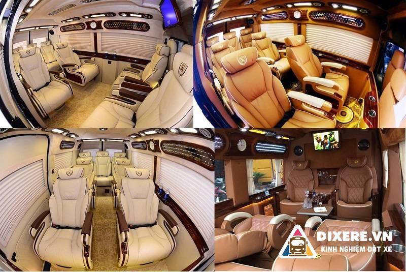 Xe Limousine Hà Nội Hải Dương