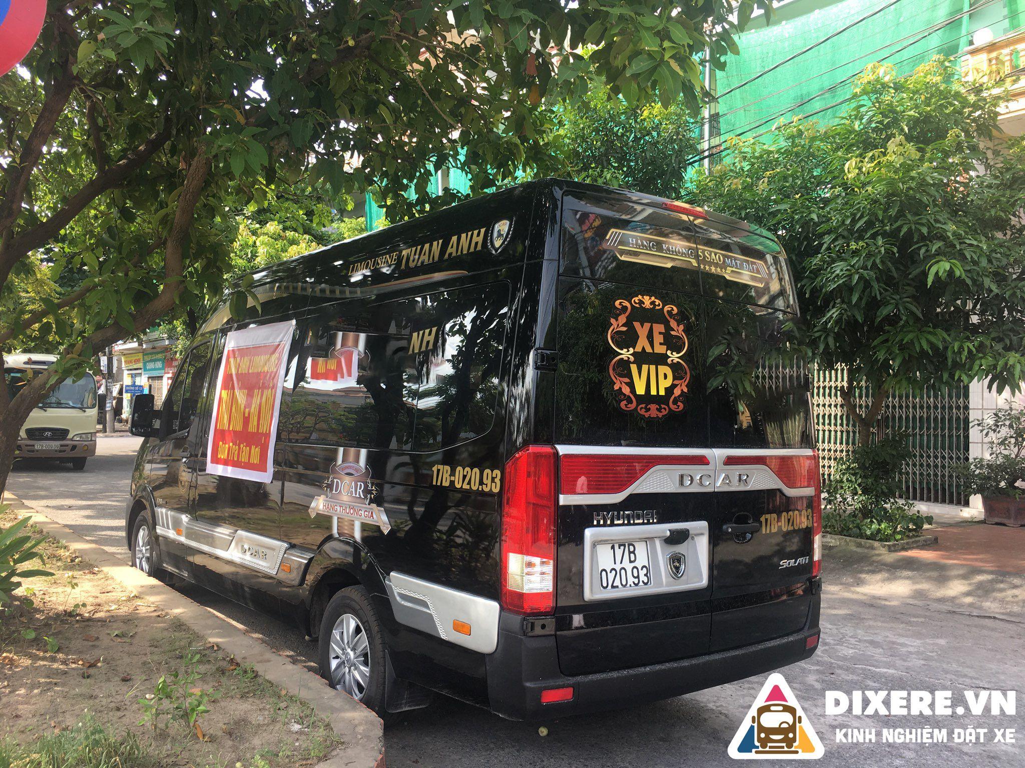 Megabus Tuan Anh Limousine Banner Result