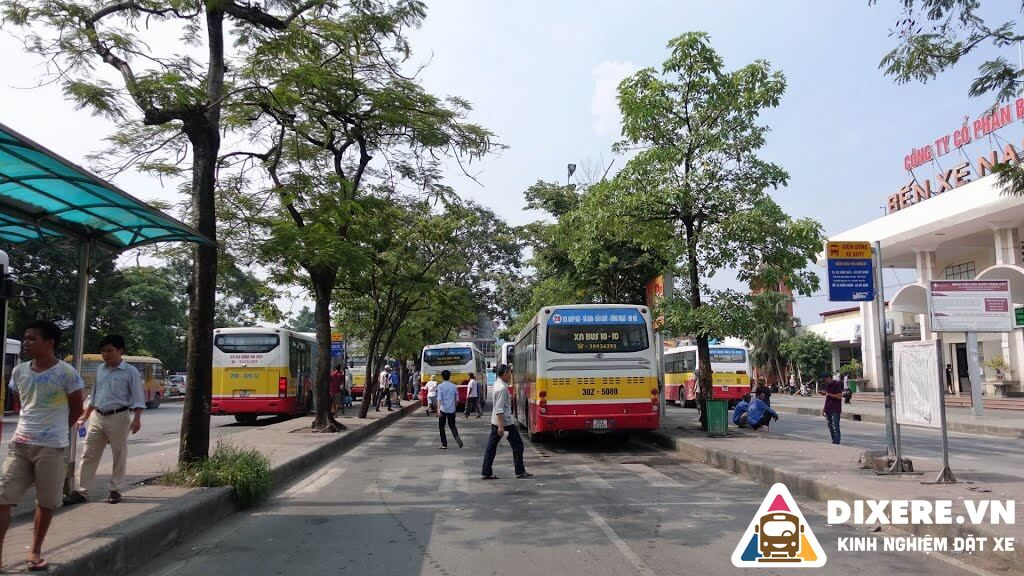 Nhung Tuyen Xe Bus O Ben Xe Giap Bat Result
