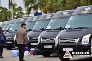 X.E Việt Nam Limousine – Xe Vip đi Ninh Bình, Nam Định, Thái Bình