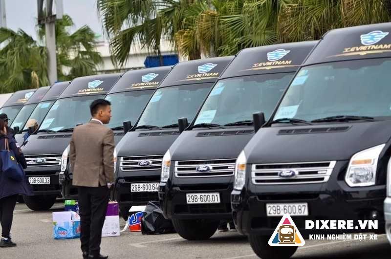 Xe Limousine Hà Nội đi Nam Định
