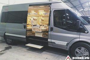 Xe Limousine Cô Tô – mang đến những trải nghiệm tuyệt vời