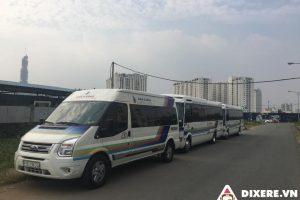 Xe Limousine Mũi Né Sài Gòn – giá vé bao nhiêu?