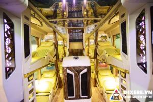 Gợi ý với bạn 2 xe Limousine Cam Ranh đi Sài Gòn chất lượng, uy tín hàng đầu