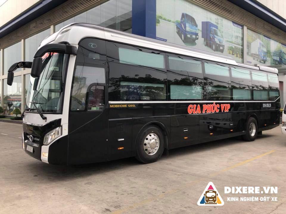 Xe Limousine Sài Gòn đi Nha Trang