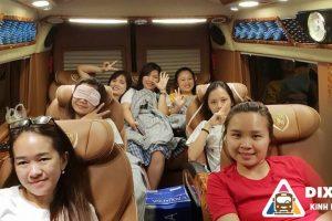 Tại sao bạn nên chọn xe Limousine Cửa Ông Hà Nội