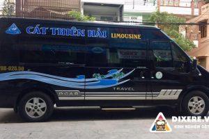 Xe Limousine 9 chỗ đi Nha Trang – xe nào tốt nhất