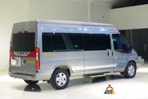 Đánh giá dịch vụ cho thuê xe limousine từ Hải Phòng đi Thanh Hoá
