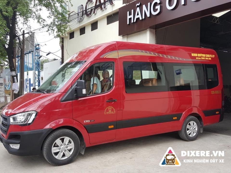 Xe Limousine Hà Nội Quảng Ninh