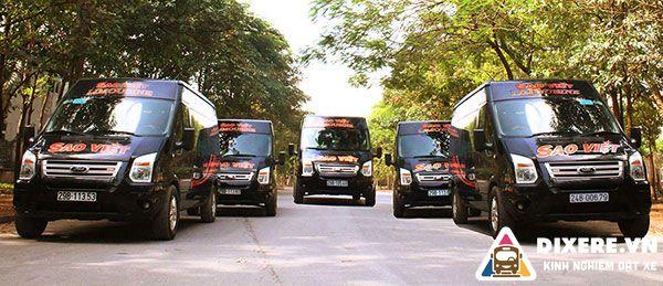 Xe Limousine Sao Viet Di Lao Cai Result