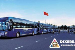 Mách bạn vé xe Limousine Sài Gòn đi Nha Trang