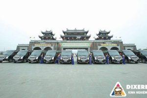 Tại sao bạn nên chọn xe Limousine đi Ninh Bình