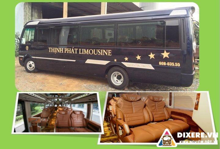 xe limousine nha trang đà lạt