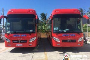 Đầy đủ thông tin về xe Hồng Sơn tuyến Sài Gòn – Phú Yên