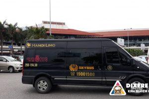 Top những nhà xe limousine Bắc Ninh Hà Nội đáng tin cậy nhất
