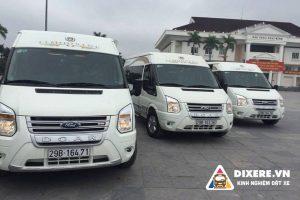 Top 4 nhà xe Limousine Hà Nội Cửa Lò uy tín nhất