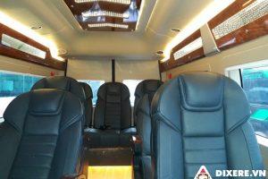 Thông tin chi tiết về nhà xe limousine Lộc Phát từ Gài Gòn đến Cần Thơ
