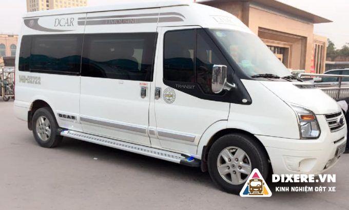 xe Limousine Móng Cái Hà Nội