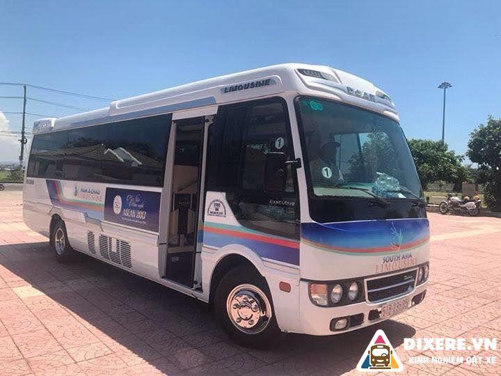 Nam A Chau Limousine Busvietnam 1 Result
