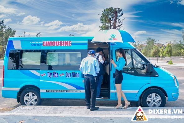 Limousine Nha Trang Phú Yên