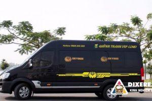 Vé xe Limousine Hà Nội Lạng Sơn