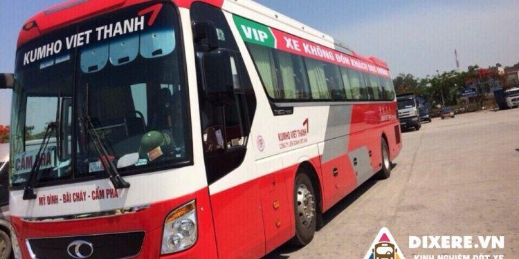Kumho Việt Thanh – Những chuyến đi tuyệt vời | Kinh nghiệm đặt xe