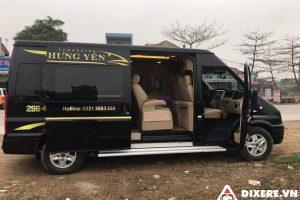 Những nhà xe Limousine Hưng Yên Hà Nội chất lượng nhất