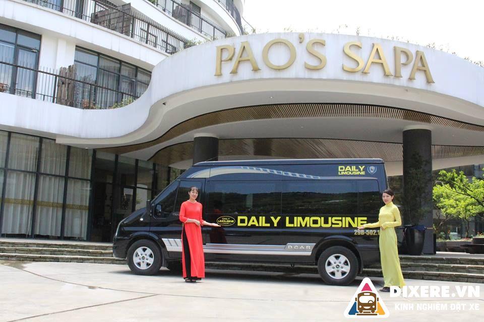 Xe Limousine Ha Noi Di Sapa Lao Cai Daily Limousine Luxury Result