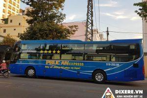 Vé xe Limousine Nha Trang đi Sài Gòn bao nhiêu?