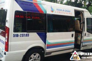 Nhà xe Nam Á Châu limousine – dẫn đường hoàn hảo
