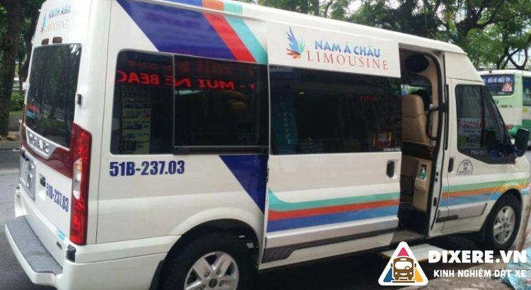 Xe Nam á Châu Limousine 5 750x410 Result