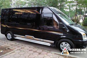 Top xe Limousine Nghệ An uy tín nhất