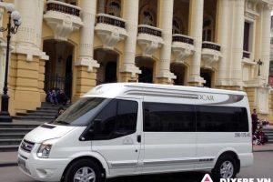 Xe Limousine Hà Nội Đồ Sơn – 4 lựa chọn hấp dẫn nhất