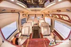 Xe Limousine Khai Phát – sự lựa chọn tuyệt vời cho chuyến đi Sapa