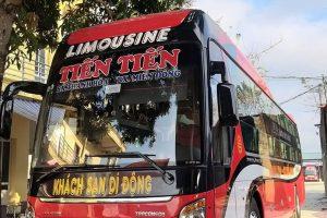 Top 3 nhà xe Limousine Quảng Bình chất lượng cao