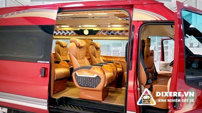 vé xe limousine hà nội huế