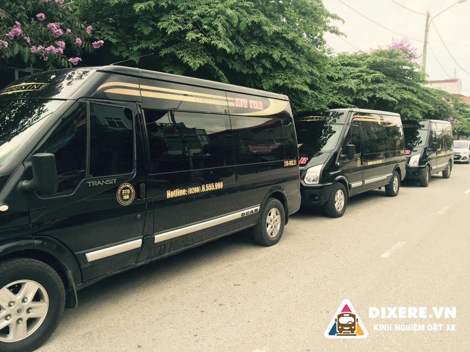 Limousine Thái Nguyên Newstar