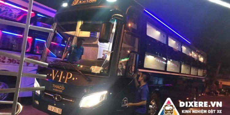 Top những xe Limousine Cam Ranh Sài Gòn chất lượng tốt nhất