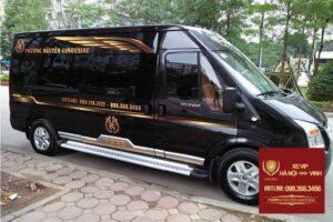 Nhà Xe Phương Nguyên Limousine | Lái Xe An Toàn -Dịch Vụ Hoàn Hảo
