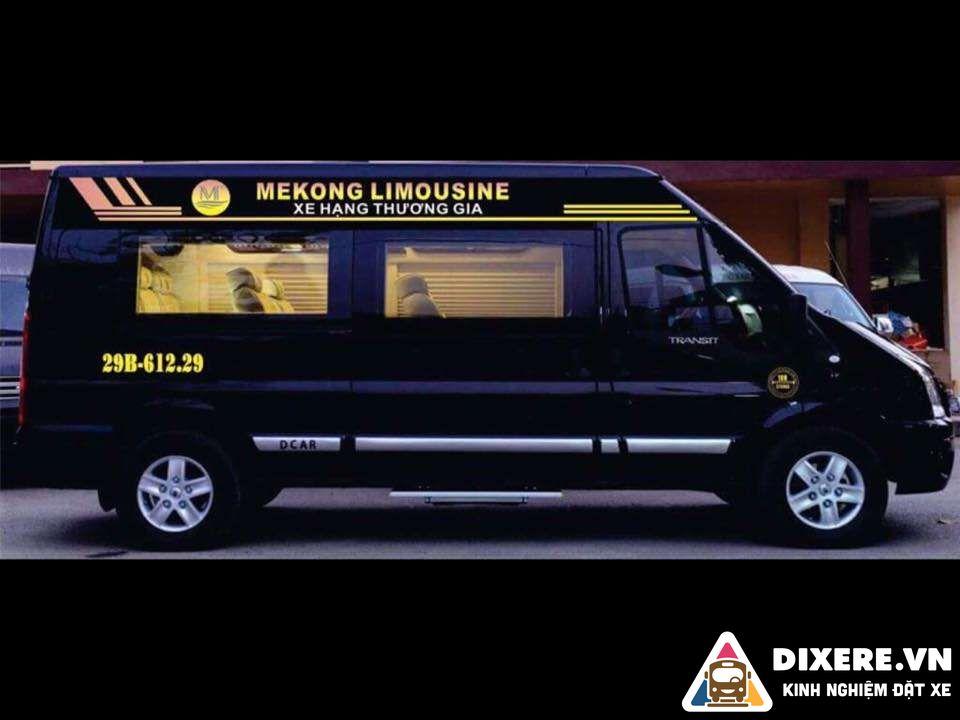 Xe Limousine Mekong Tuyến Hà Nội Việt Trì Phú Thọ Result