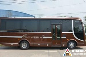 4 nhà xe Limousine Bắc Giang đáng trải nghiệm nhất