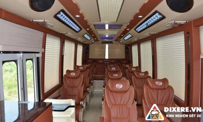 Bao Khang Limousine 2 Result