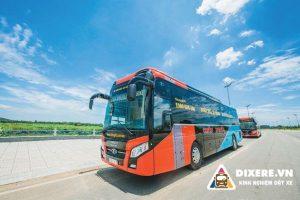 Top những nhà xe Limousine Quảng Ngãi chất lượng cao